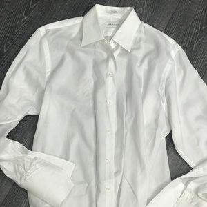 Nordstrom French Cuff White Dress Shirt